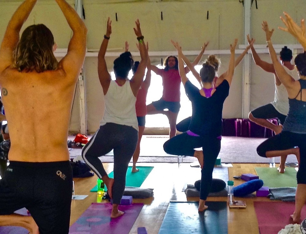 "Is It Obscene For Yoga Teachers To Use The ""C"" Word?"