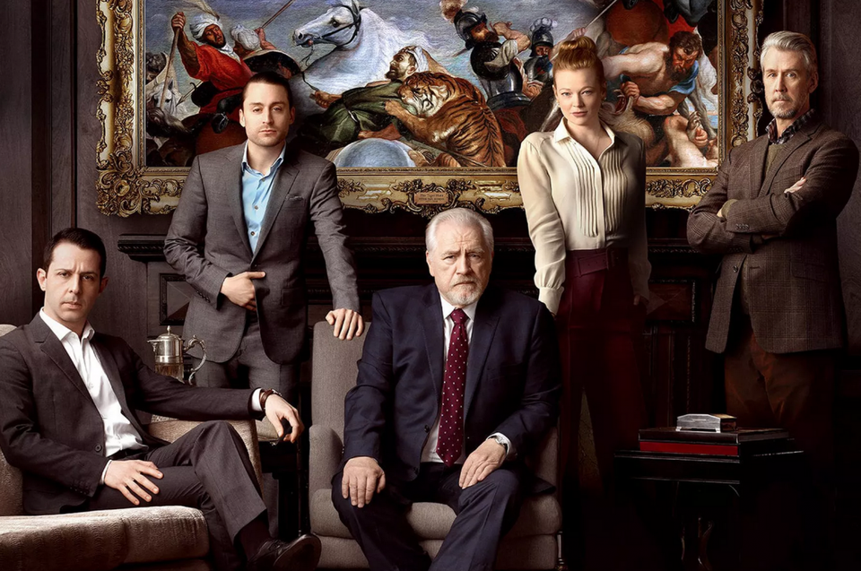 """""""Succession""""… or… Lifestyles of the Rich and Sexually Deviant"""
